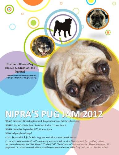 NIPRA Pug Jam 2012