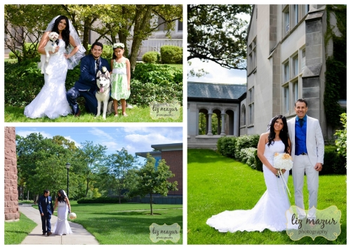 Lake Forest College Wedding