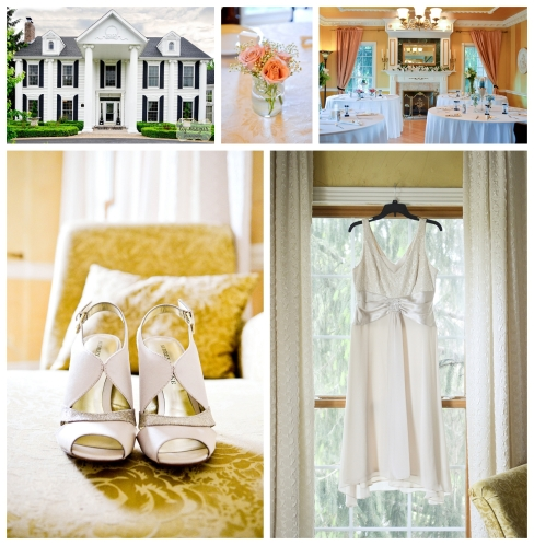 intimate wedding home wedding