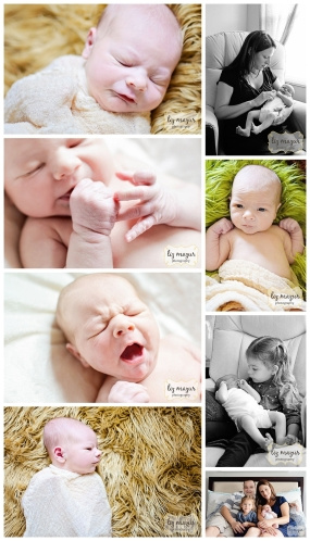 lifestyle newborn pictures