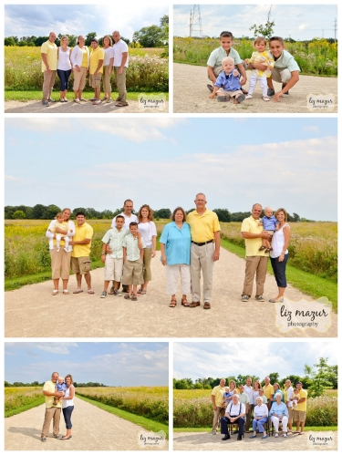Rollins Savanna Large Group Family Photos