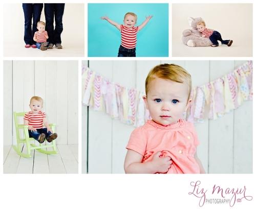 libertyville baby photographer - liz mazur