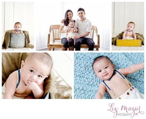 vernon hills baby photographer liz mazur