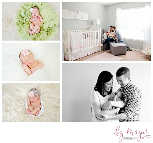 newborn photographer grayslake, il